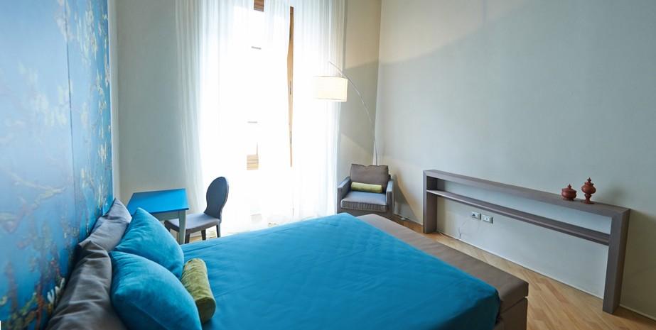 Appartamento Maria Elisa a Firenze  camera da letto
