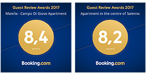 Booking.com - Guest Award 2017