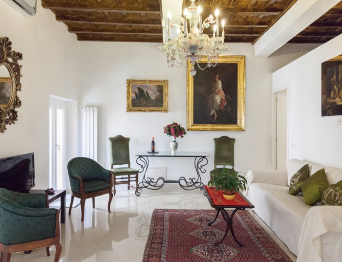 Luxury home in Rome Carrozze 3