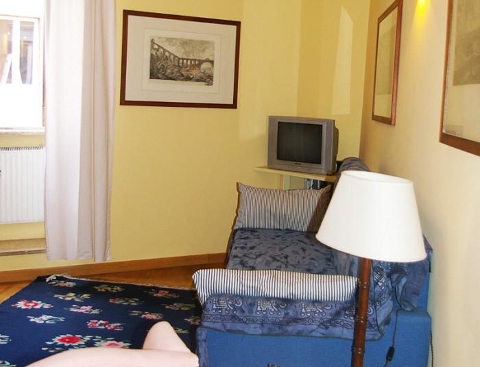 alloggio a Roma
