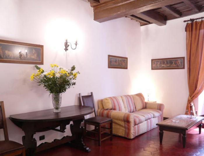 appartamento in affitto in Piazza Campo dei Fiori